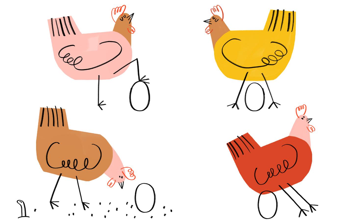 Lang lebe das Huhn!